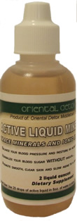 Active Liquid Minerals