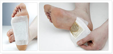 detox foot patches